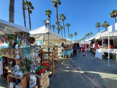 Art Show: Huntington Beach Pier Plaza