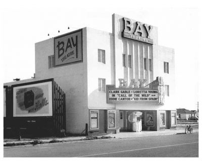 TEMPORARILY CLOSED - Bay Theatre