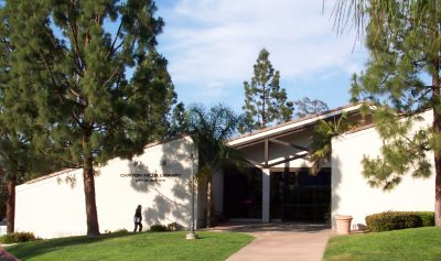 Anaheim Public Library - Canyon Hills Branch Libra...