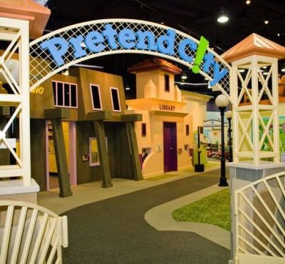Pacific Animal Productions Show at Pretend City