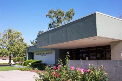 Anaheim Public Library - Sunkist Branch Library
