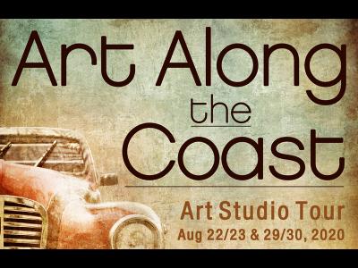 Self- Drive Art Tour:  Art Along the Coast