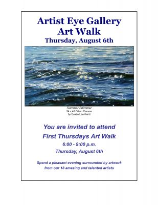 Art Walk at Artist Eye Laguna