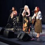 Drive-in Concert:  The Darden Sisters