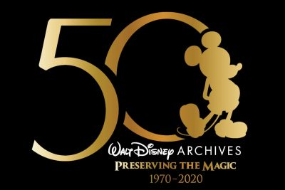 50 Years of the Walt Disney Archives: A Gold Mine ...