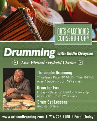 Therapeutic Drumming