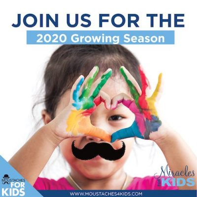 """Get Ready to """"Grow"""" with Moustaches & Miracles!"""