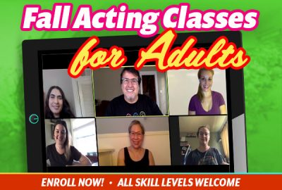 Acting Classes for Adults at South Coast Repertory