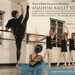 Virtual Dance Classes with Anaheim Ballet School