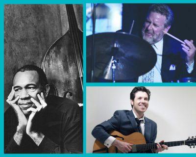 Summer Jazz Lunch -John Clayton, Jeff Hamilton, Graham Dechter