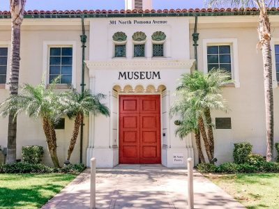 TEMPORARILY CLOSED:  Fullerton Museum Center (FMC)...