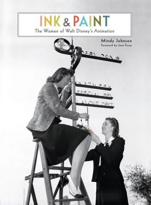 Lecture:  An Invisible History - Trailblazing Women of Walt Disney's Animation