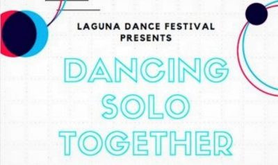 Dancing Solo Together with Laguna Dance Festival