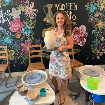 Pottery Classes & Kits at Mud Hen Clay