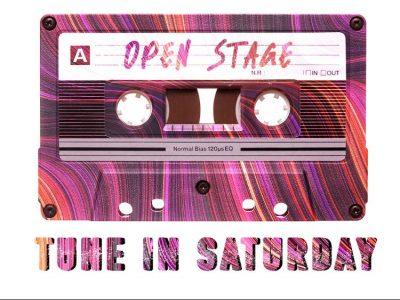 DTSA Open Stage via Facebook LIVE