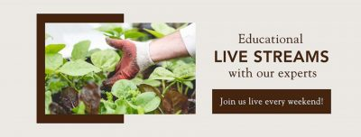 Live Gardening with Roger's Gardens