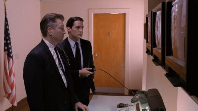 Drive-In Movie: Twin Peaks, Fire Walk with Me