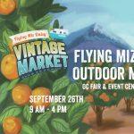Flying Miz Daisy Outdoor Market