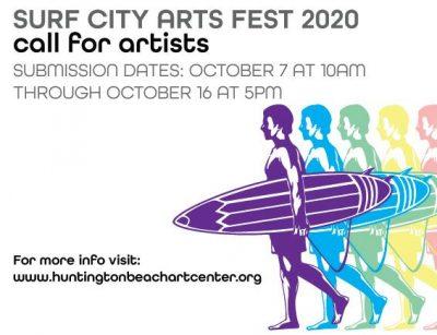 Surf City Arts Fest 2020
