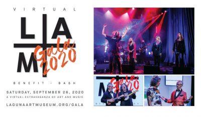 Virtual Gala!  Laguna Art Museum