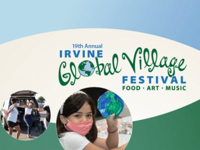 Virtual:  Irvine Global Village Festival