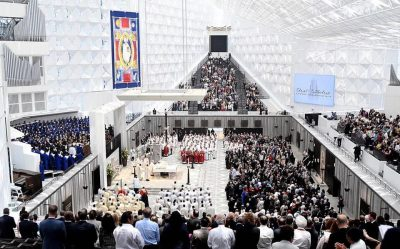 Christ Cathedral (formerly Crystal Cathedral)