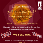 Open Mic Night with MTOC