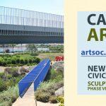 Newport Beach Civic Center Sculpture Exhibition - ...