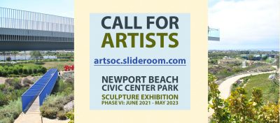 Newport Beach Civic Center Sculpture Exhibition - Phase VI