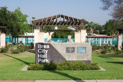 City Hall Park - Brea
