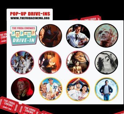 Drive-In or Stream Movies - Frida Cinema