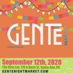 Gente Night Market in DTSA