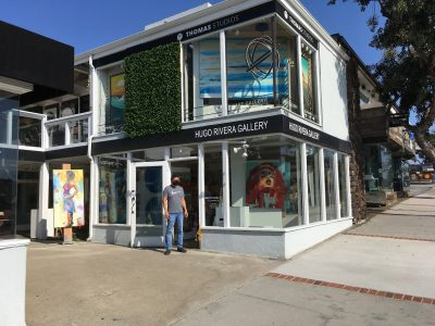 Three Day Pop Up Gallery, downtown Laguna Beach