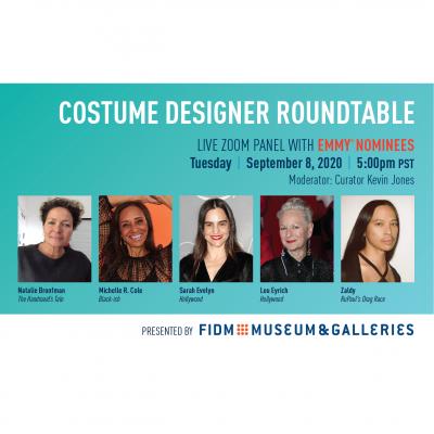 Emmy-Nominated Costume Designer Roundtable