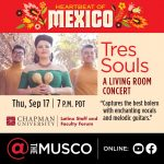 Tres Souls: Live from Home - Online