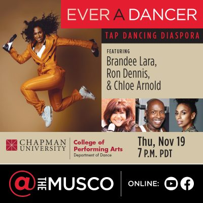 Tap Dancing Diaspora - Online