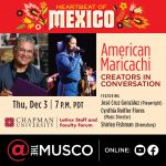American Mariachi: Creators in Conversation - Online