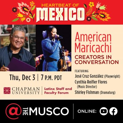 American Mariachi: Creators in Conversation - Onli...