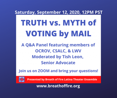 Truth vs. Myth: Voting by Mail