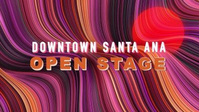 DTSA Open Stage via Facebook LIVE