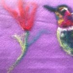 Anne's Treasures Art Kits:  Needle Felting