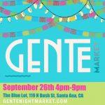 Gente Market in DTSA
