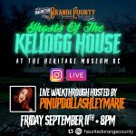 Ghosts of the Kellogg House!