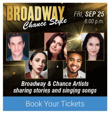 """""""Broadway Chance Style"""""""