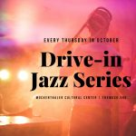 Drive-In Jazz Series at The Muck!