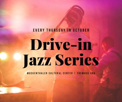Drive-In Jazz Series at The Muck