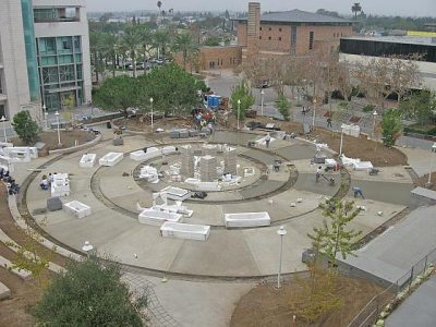 Chapman University - Attallah Piazza