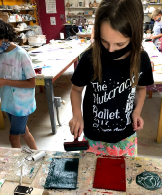Monday Art Classes at the Muck