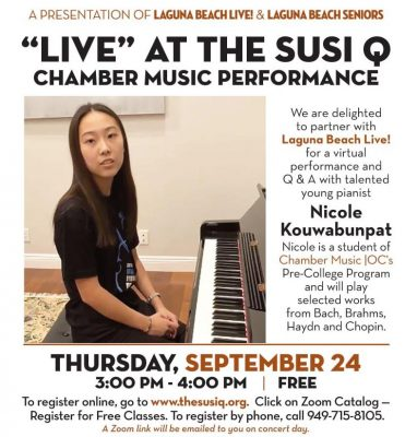 Live! at the Q - Chamber Music