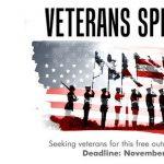 Storytellers Wanted - OC Veterans